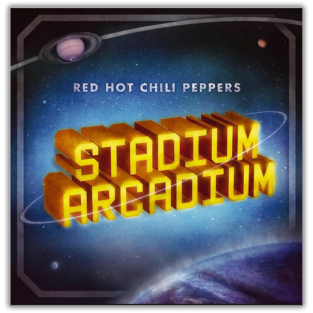 wea red hot chili peppers stadium arcadium 4lp  [ 1000 x 1000 Pixel ]