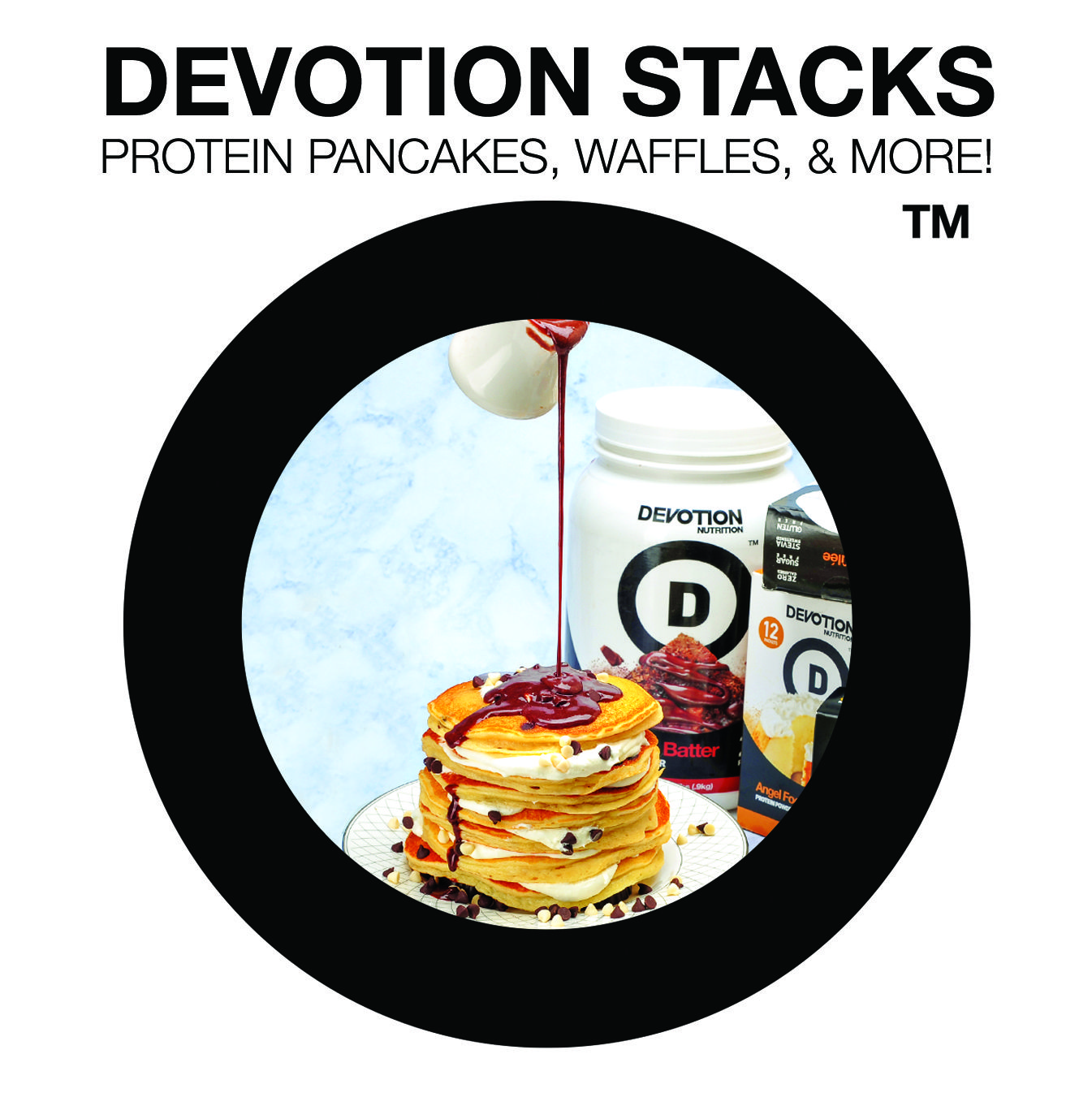 Devotion Nutrition Stacks Protein Pancakes Low Carb Breakfast Recipes Recipes