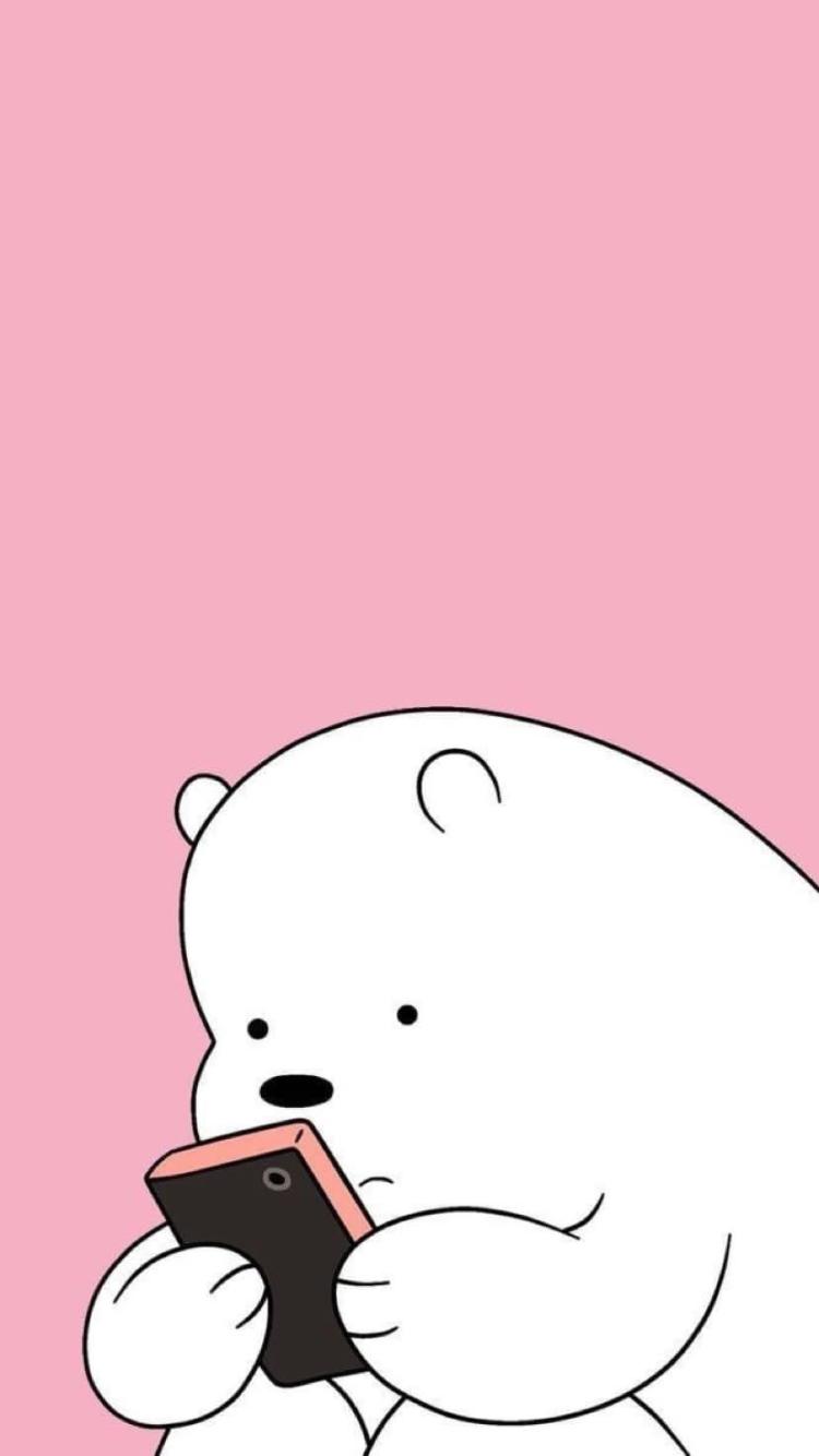 Pin Oleh K E K E Di Cutie Ilustrasi Karakter Boneka Hewan Kartun