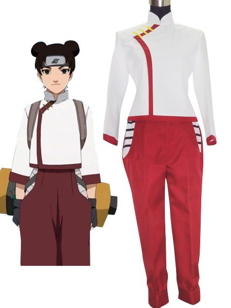 Naruto Tenten Cosplay Costume, Naruto Cosplay Costumes, Cosplay Costumes