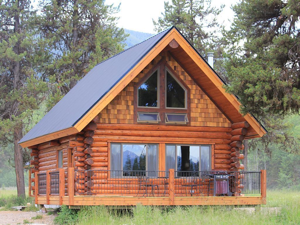 Cabins, cottages, country houses: a selection of sites