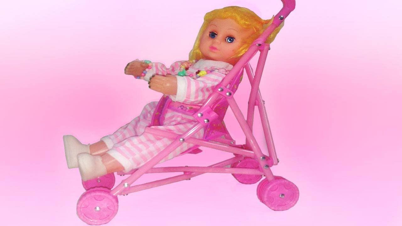 العاب عبير لعبة العروسة و العربة العاب الدمى الدمية البيبي العاب Baby Strollers Children Stroller