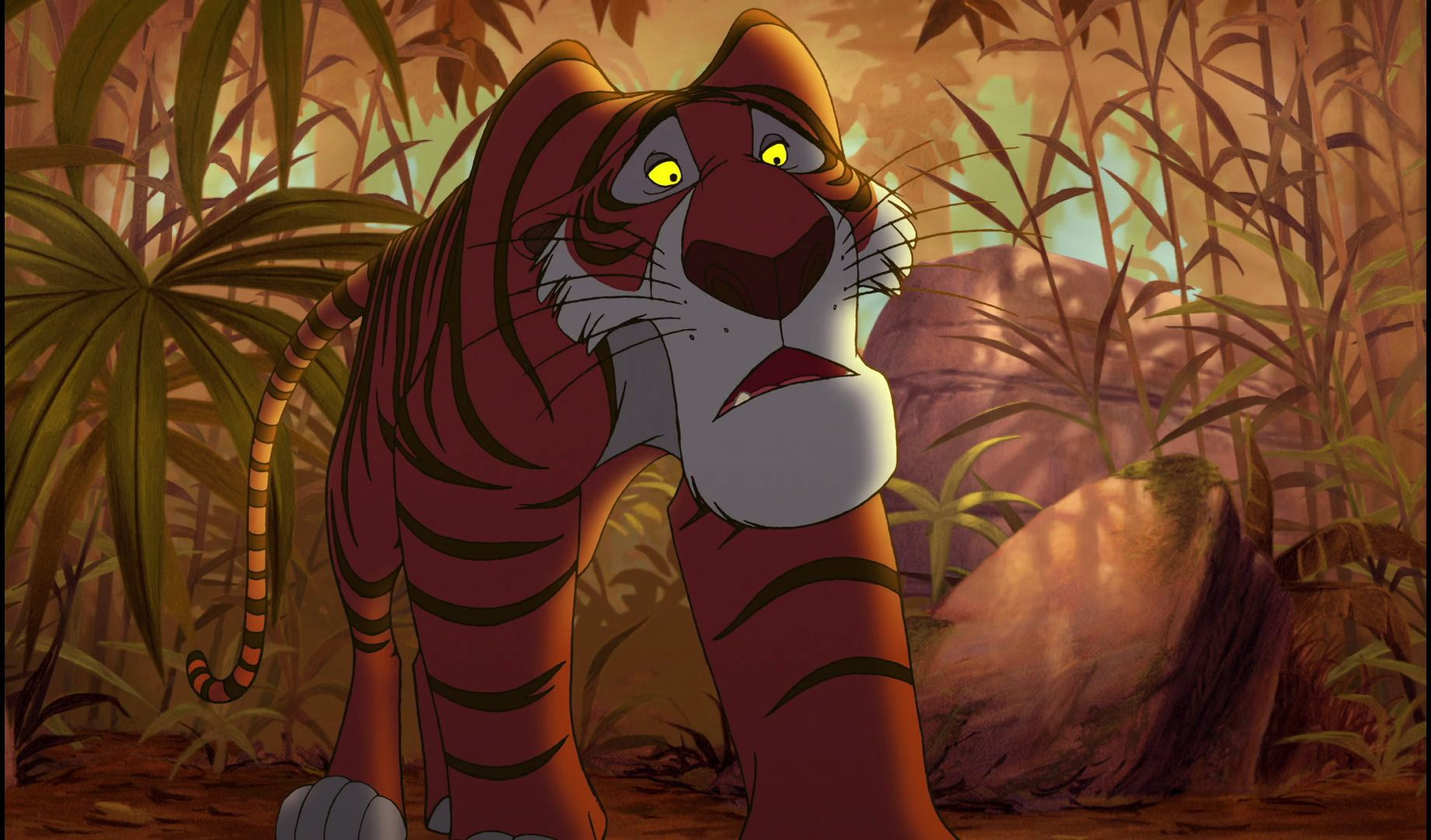the jungle book 2 shere khan fight favorites t