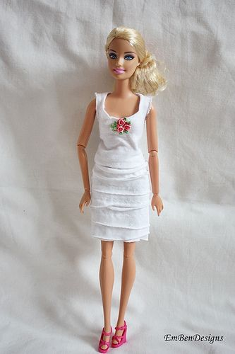 Stylish barbie outfit | Barbie Fashions | Pinterest | Nähe