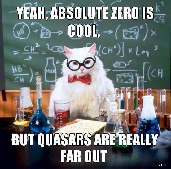Chemistry Cat!