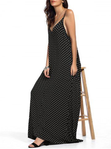 SHARE & Get it FREE | Alluring Spaghetti Strap Printed Women's Maxi DressFor Fashion Lovers only:80,000+ Items • New…