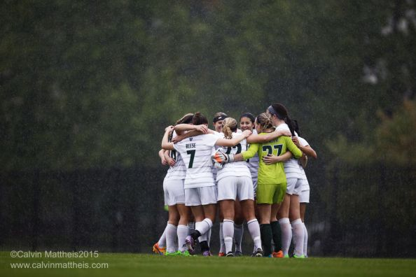 Cold Rainy And Lots Of Fun Womens Soccer Rainy Weather Calvin