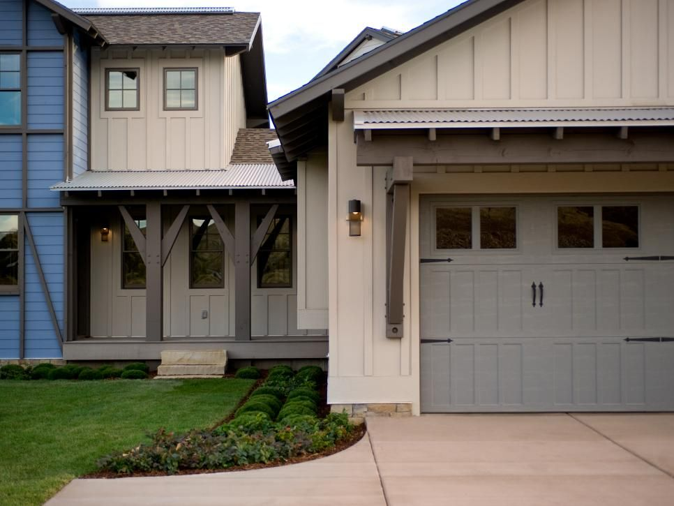 30 Garage Door Designs Garage Doors Hgtv And Doors