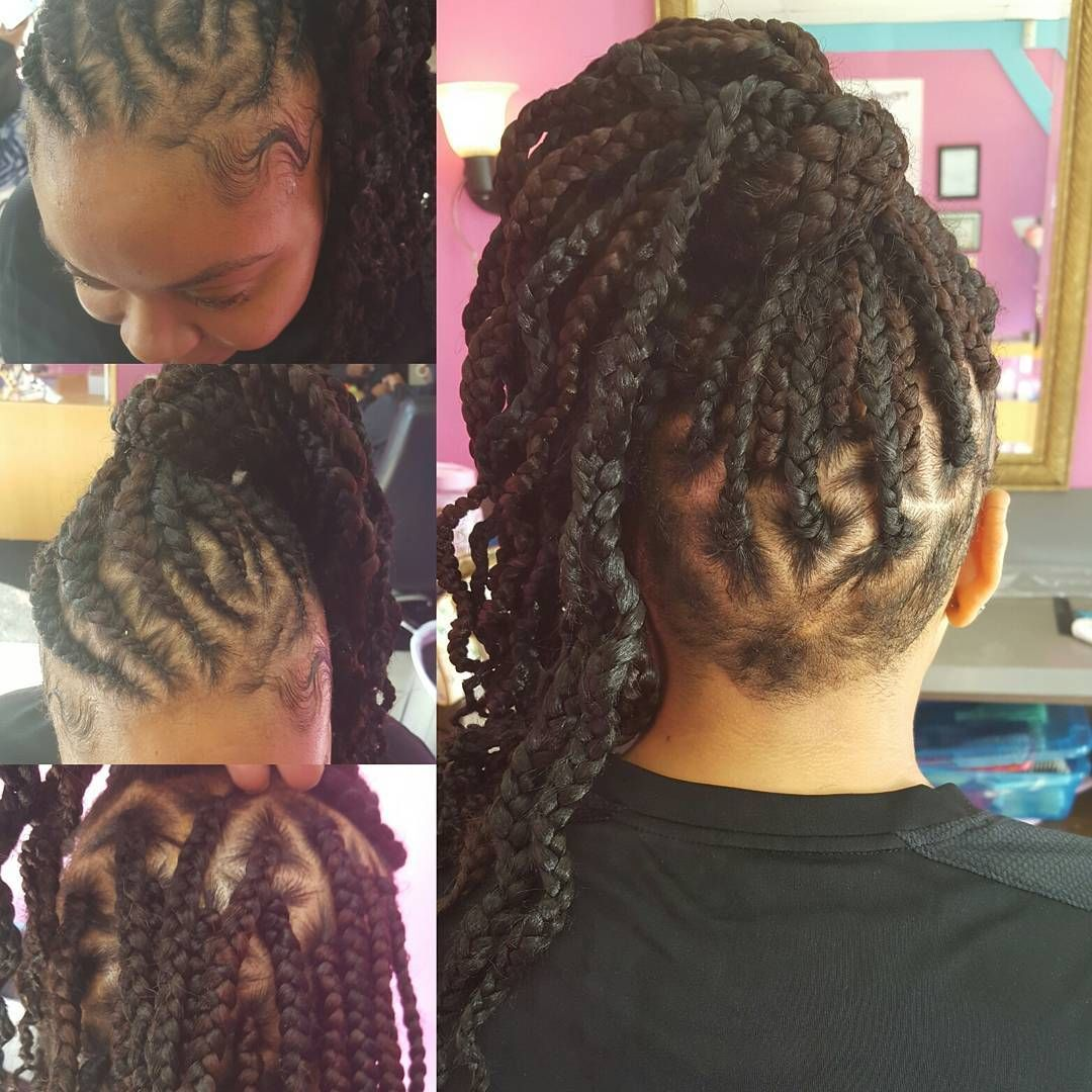 Asian male long hairstyle cornrow and cornrows