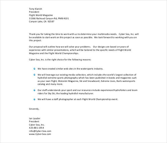 Business Letter Template - Reason or Purpose The reason behind