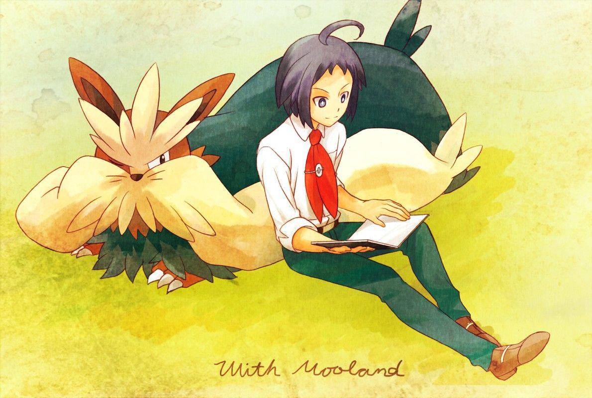 Cheren (Pokémon)/1128240 Zerochan (With images