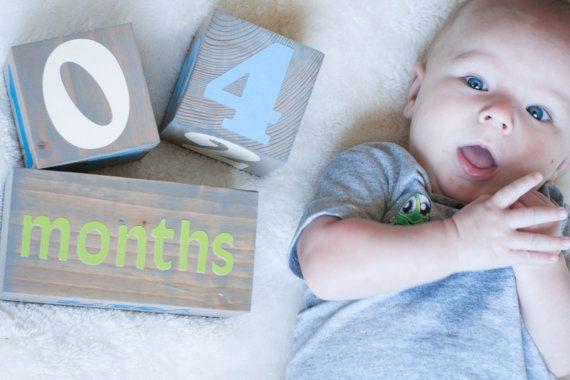 Pin By Kim Nolan On Baby Newborn Baby Gifts Baby Photos Baby Blocks