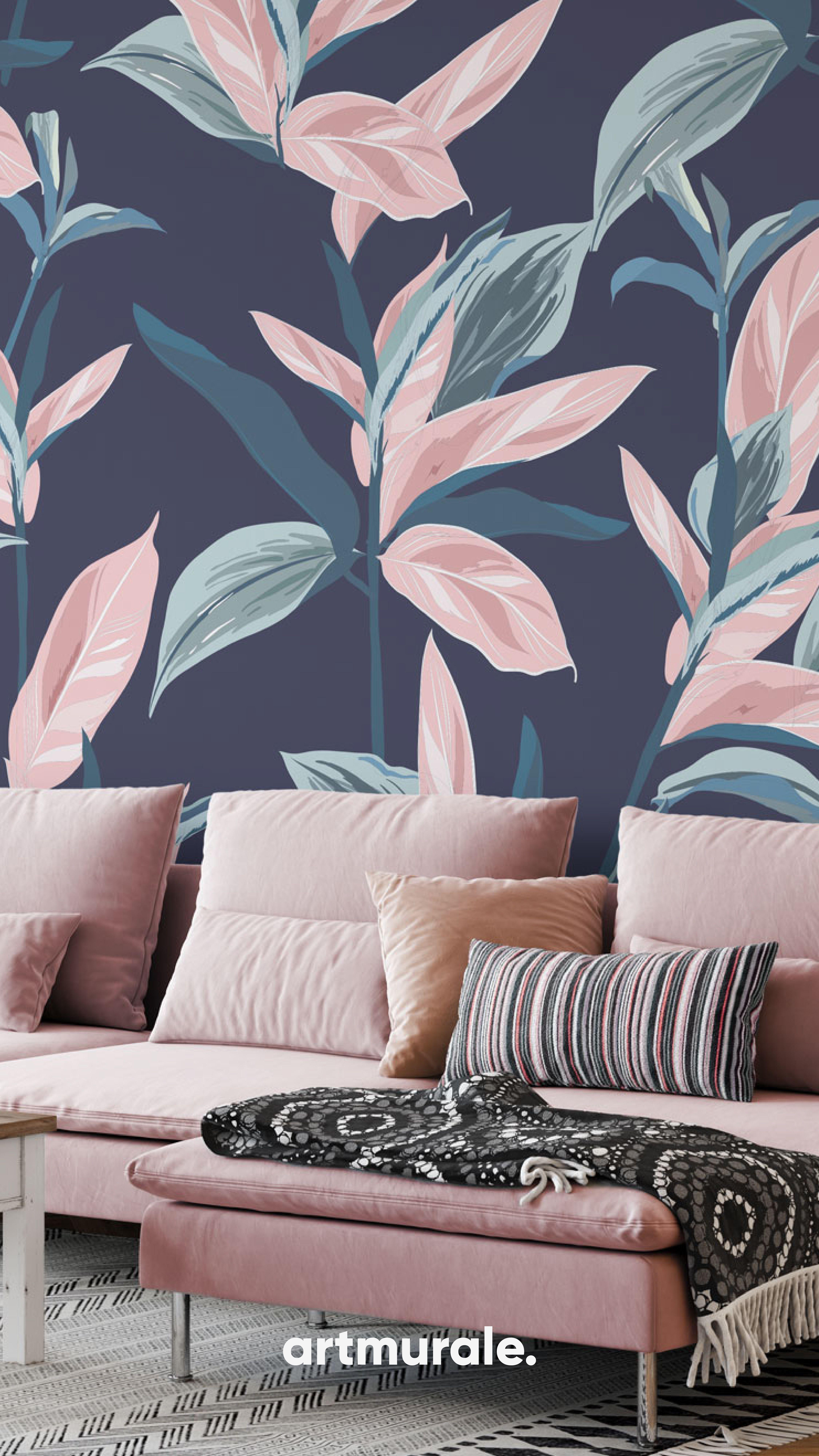 Artmurale Com Watercolor Wallpaper Removable Wallpaper Your Space