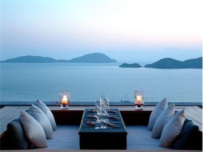 Spectacular Ocean View Villa in Thailand
