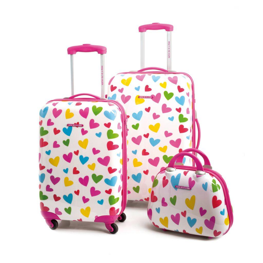 21 Ideas De Maletas De Viaje Para Niñas Viajes Para Niños Maletas Maleta De Viaje