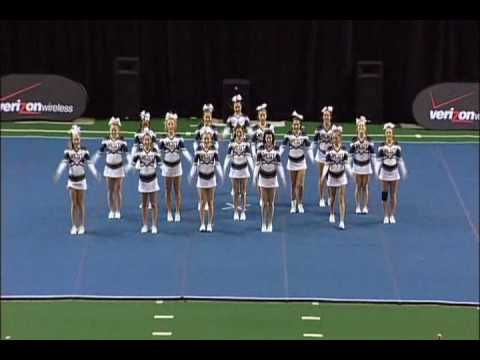 Slow At Times But The Transitions Are Beautiful West Forsyth 2009 2010 Cheer Pyramids