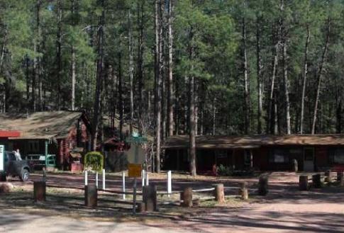 Visit The Grey Hackle Lodge In Christopher Creek, Arizona