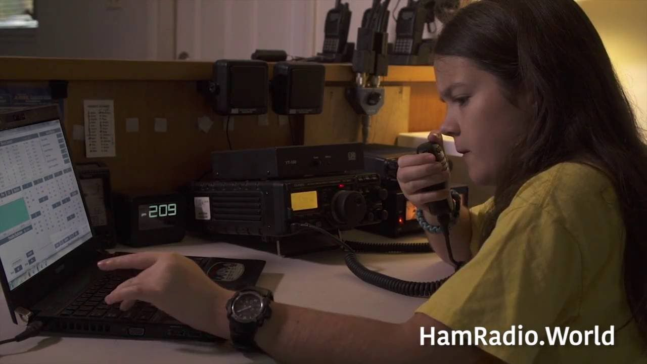11 Year Old Ham AE4FH Makes Contacts in the November Sweepstakes
