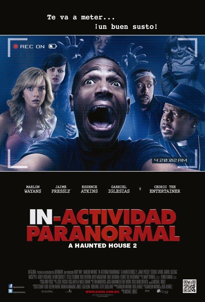 Titulo Original A Haunted House 2 Titulo Latino Inactividad Paranormal Titulo Espanol Y Donde Esta E Actividad Paranormal Paranormal Actividad Paranormal 2