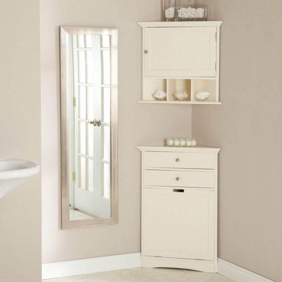 24+ White bathroom cabinet organizer inspiration