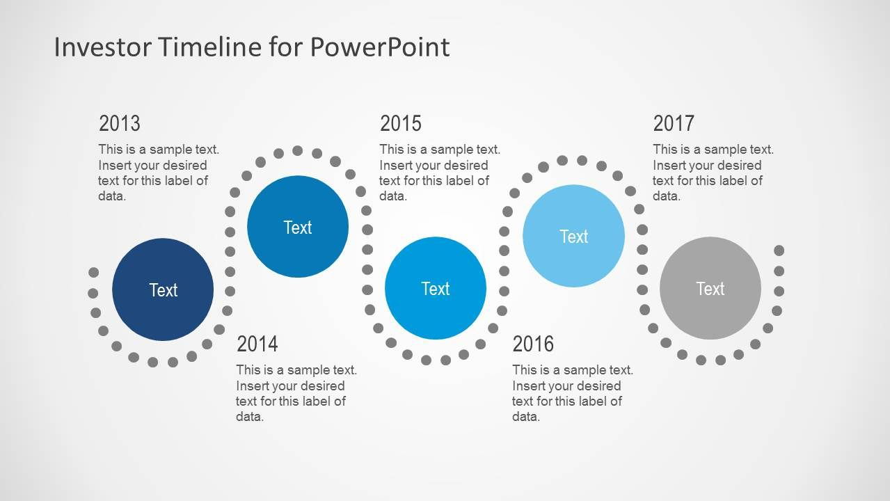 Investor timeline slides for powerpoint timeline design timeline investor timeline slides for powerpoint is a simple presentation timeline design that you can use to toneelgroepblik Images