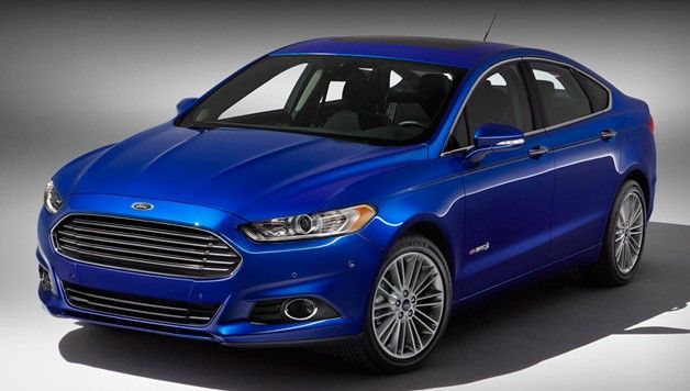 2013 Ford Fusion Debuts Along With 47 Mpg Fusion Hybrid 100 Mpge