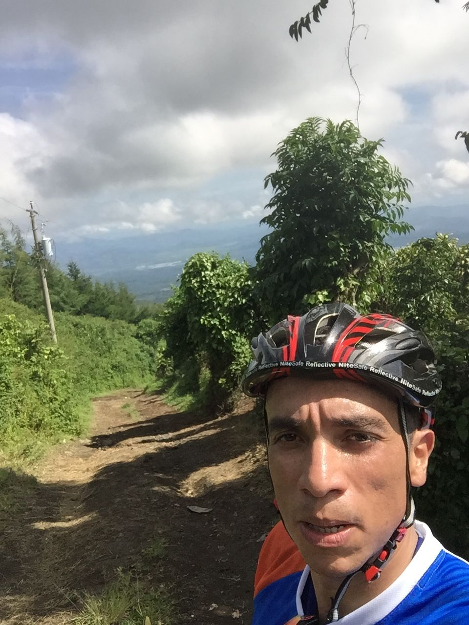 MTB El Salvador los naranjos
