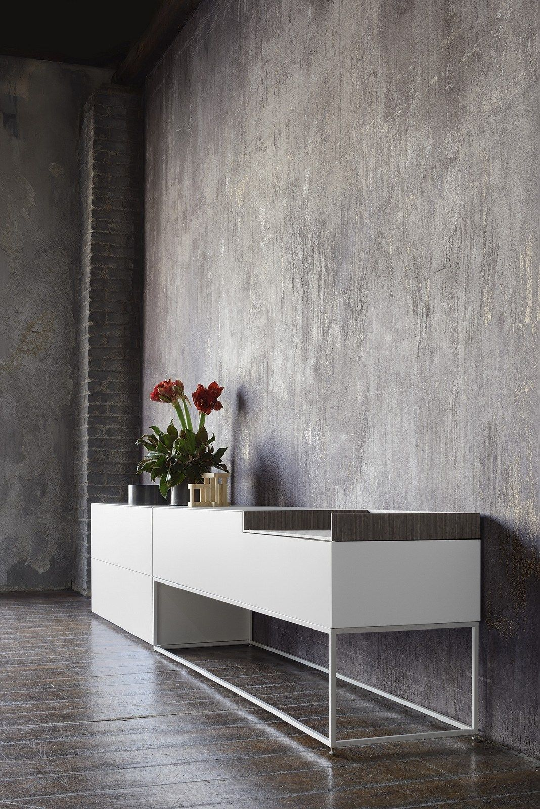 Lacquered mdf sideboard inmotion sideboard mdf italia for Mobili mdf