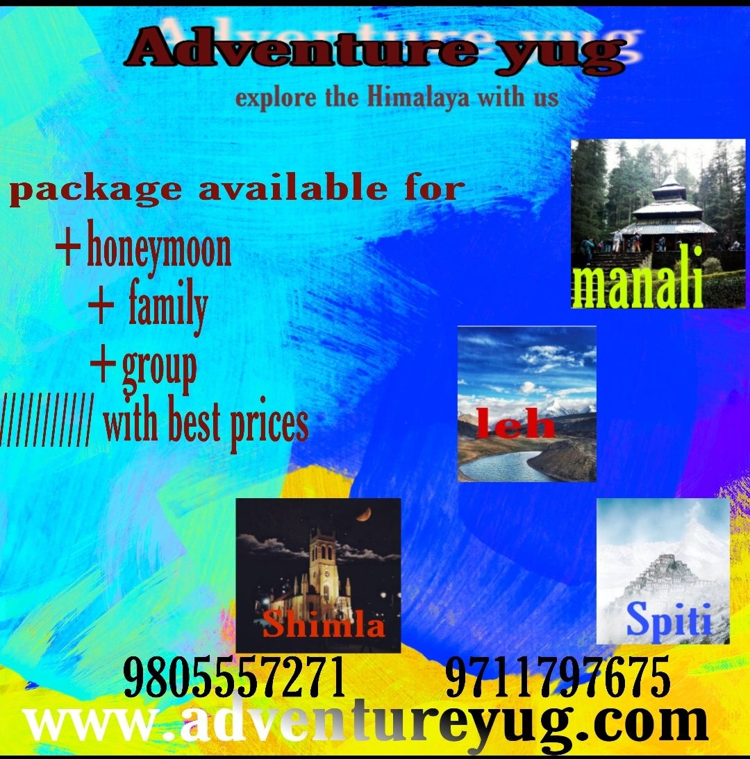 tour package all destinations in himachal Tour packages