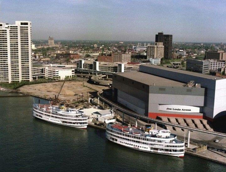 Bibalo boat detroit city michigan travel detroit history