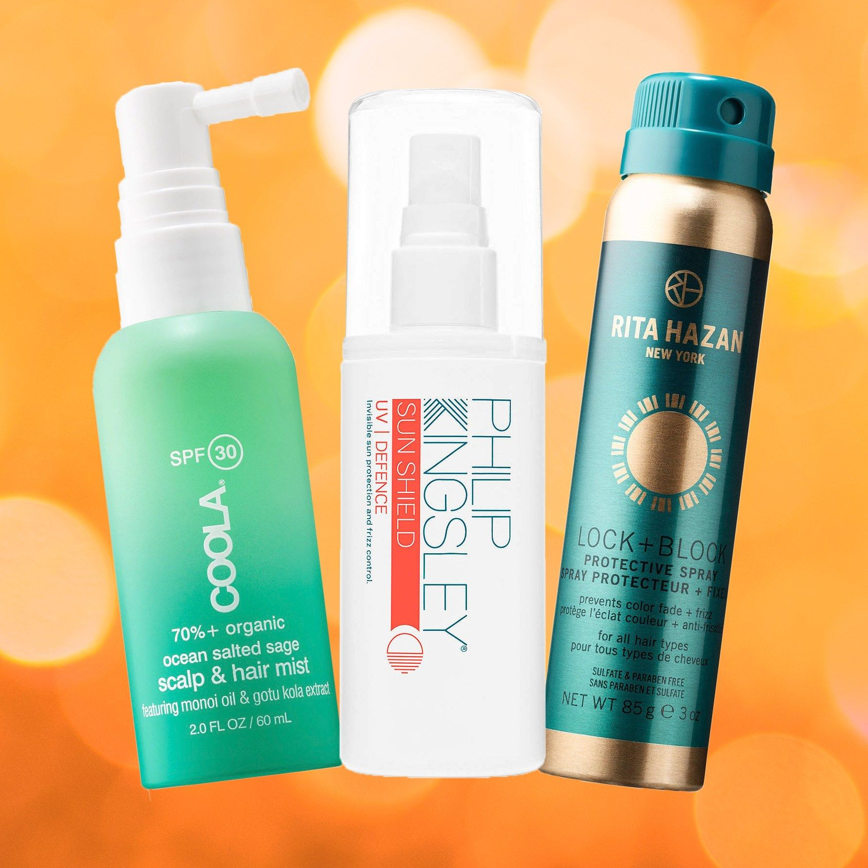 14 SunProtection Products for Your Hair and Scalp Oily