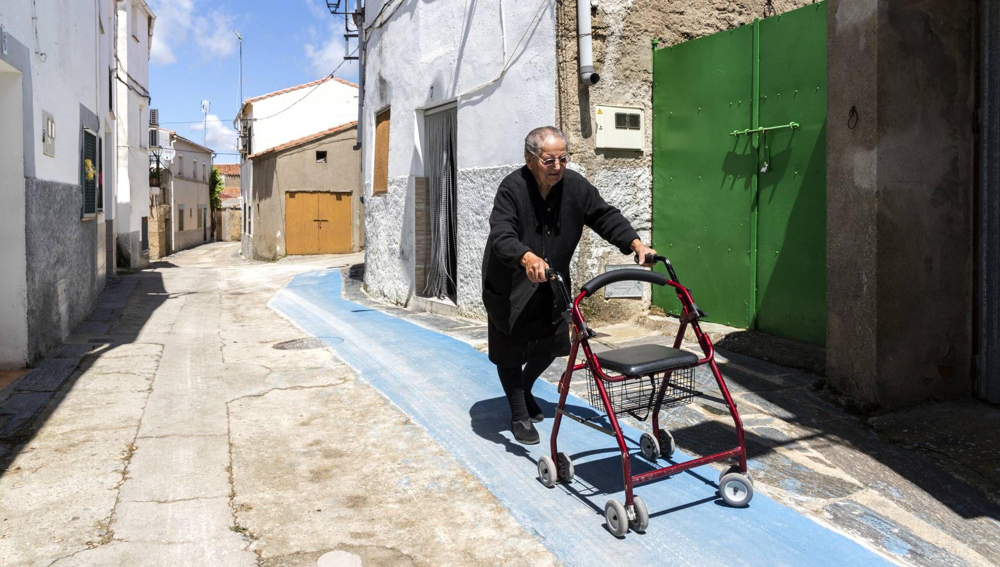 El pueblo de España que se transformó en una residencia de mayores