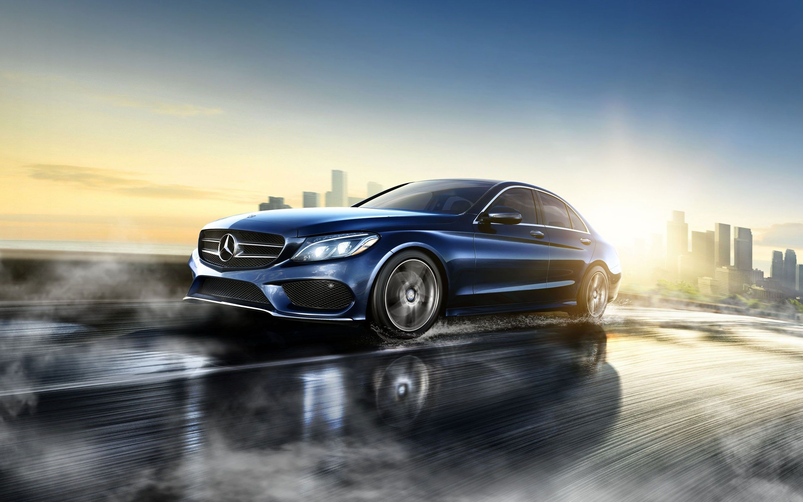 Mercedes-Benz C300 AMG