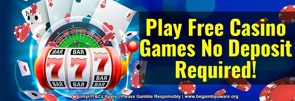Play Free Casino Games No Deposit Required! Casino, Play