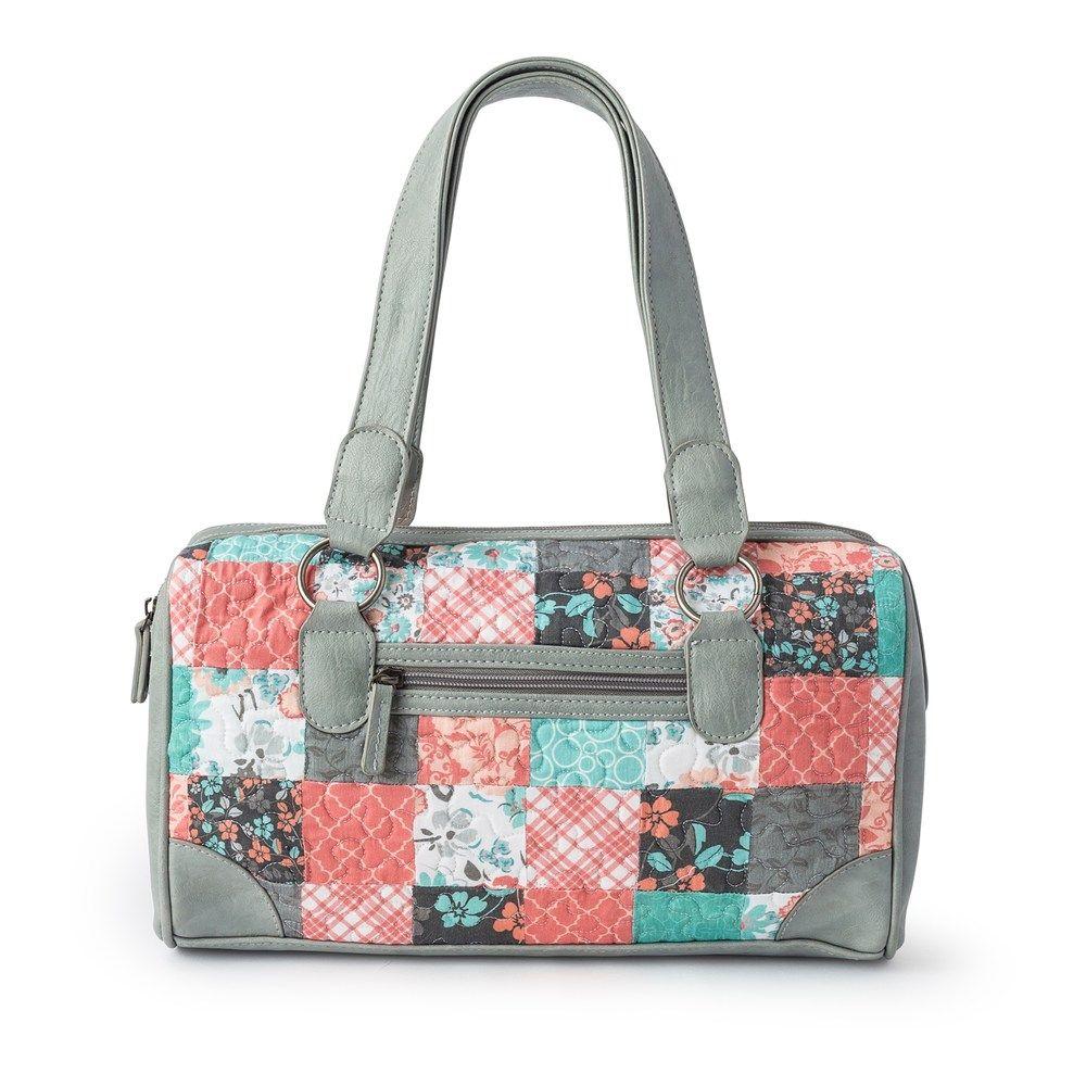 755285519c5 Donna Sharp Tess Shoulder Bag in 2019   Products   Bags, Shoulder ...