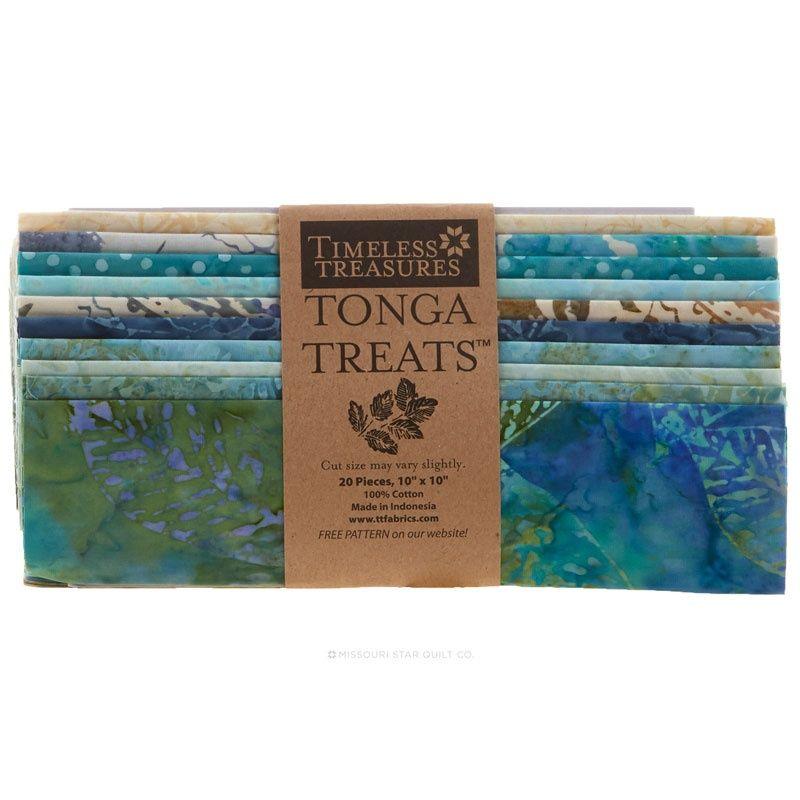 Tonga Treats Batiks - Surf 10