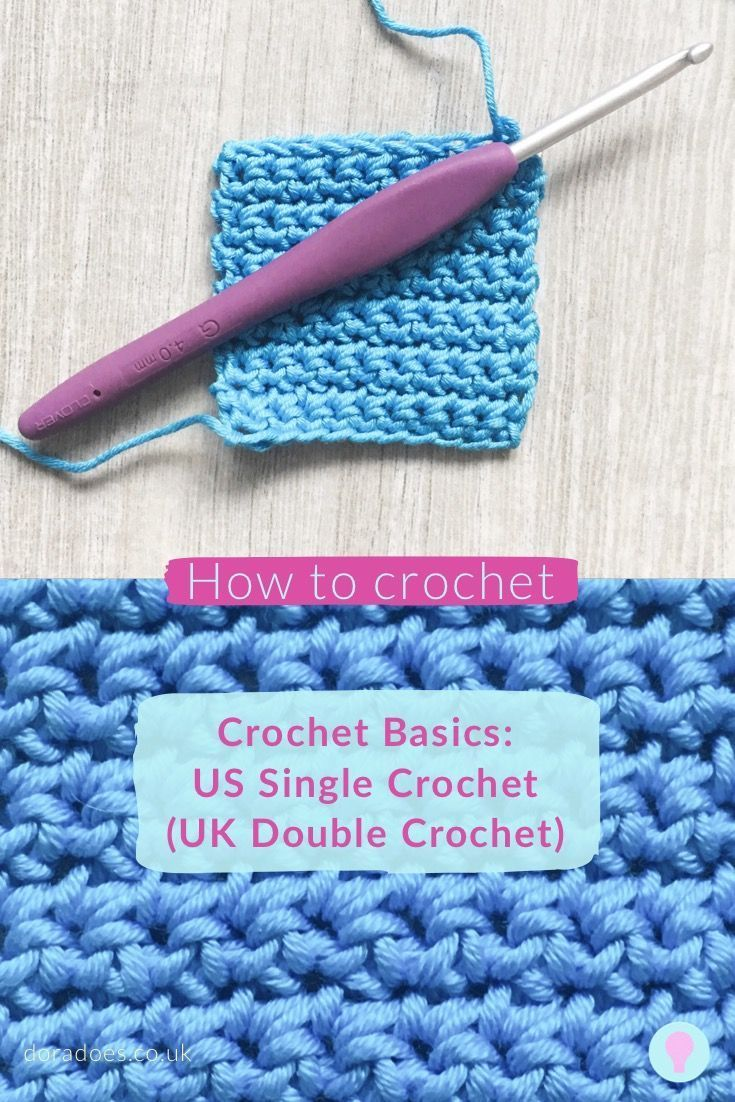 Back to Crochet Basics Slip knots, chaining and single