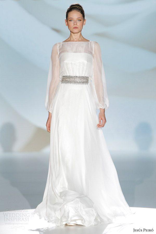 Jesús Peiró 2015 Wedding Dresses — Perfume Bridal Collection | 2015 ...