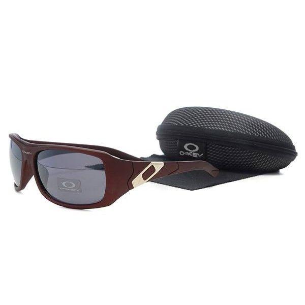 061f64d563  13.99 Fake Oakley Men S Sunglasses Smoky Lens Brown Frames Store Deals  www.racal.org