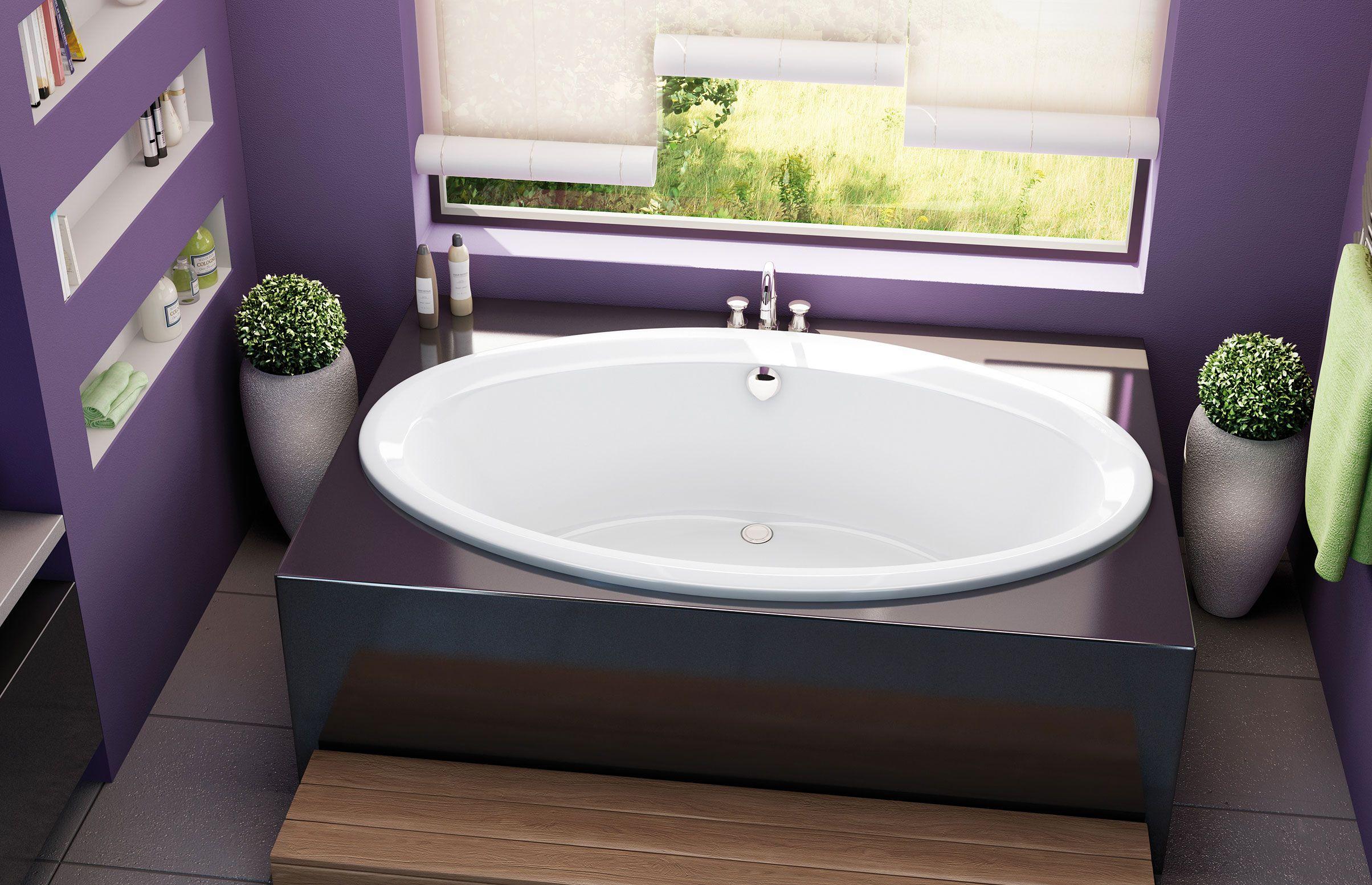 STANDARD MASTER BATHTUB PLANS 2, 3 4 & 5- -TYMPANI Drop-in bathtub ...