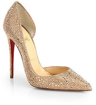 2c98d5406 Christian Louboutin Iriza Strass Crystal Pumps - ShopStyle | Shoes ...