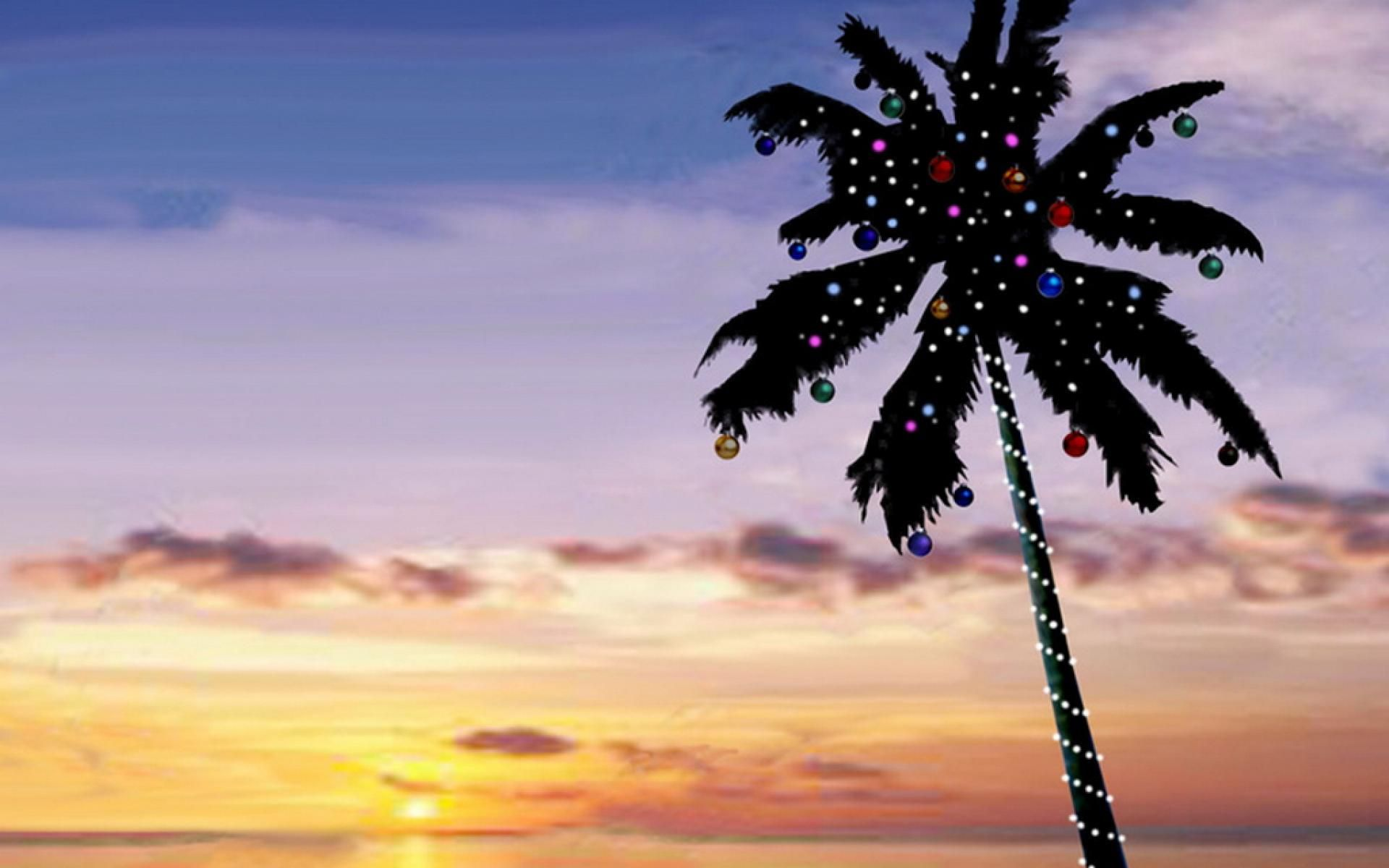 Tropical Christmas Themes You Are Viewing The Christmas Wallpaper Named Tropical Christmas Beach Christmas Trees Tropical Christmas Christmas Tree Wallpaper