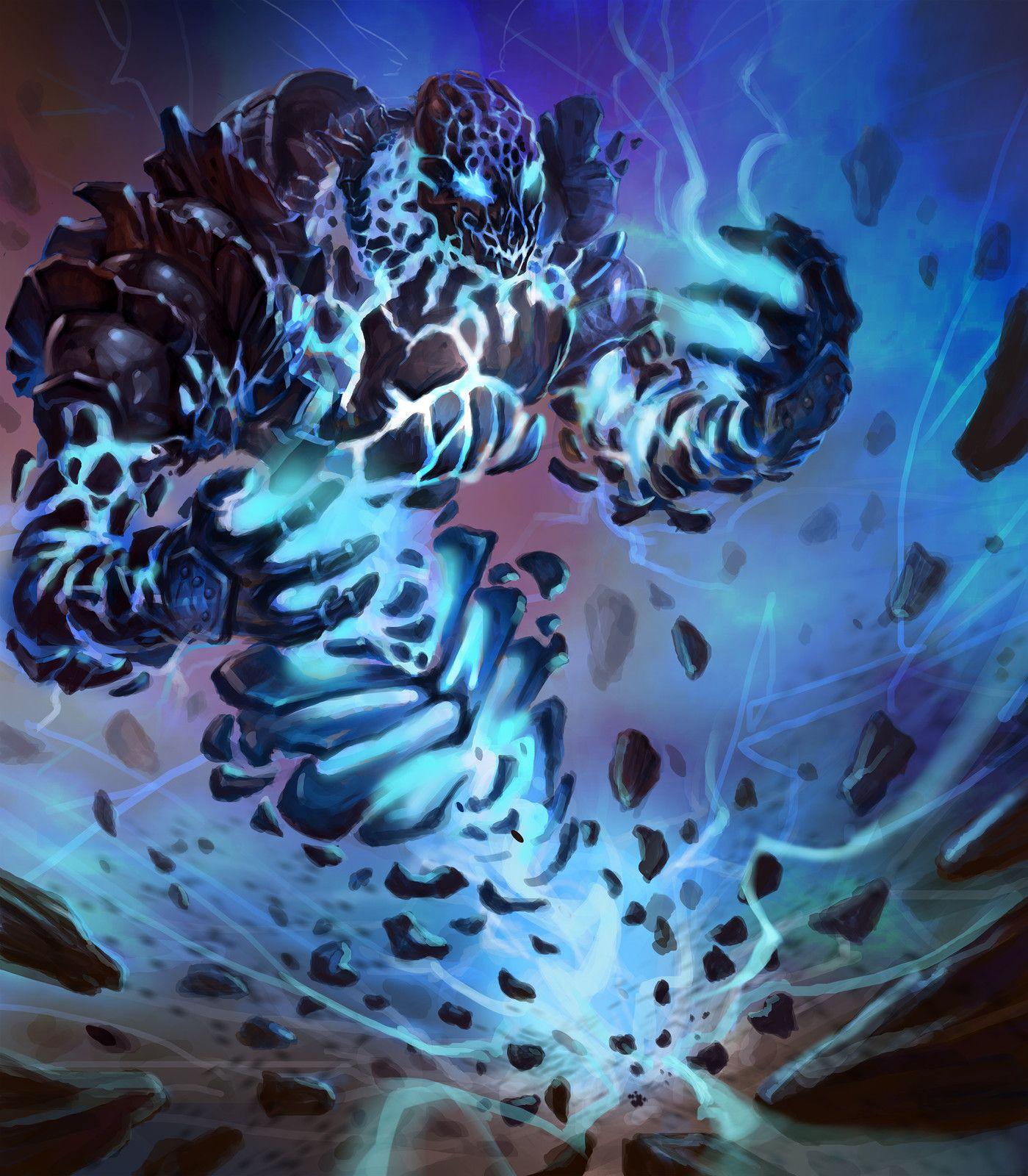 Resultado de imagem para lightning elemental