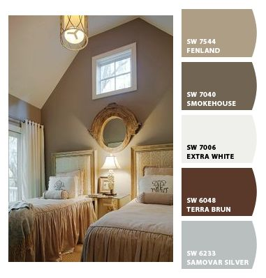 Paint colors from Chip It! by SherwinWilliams Paint