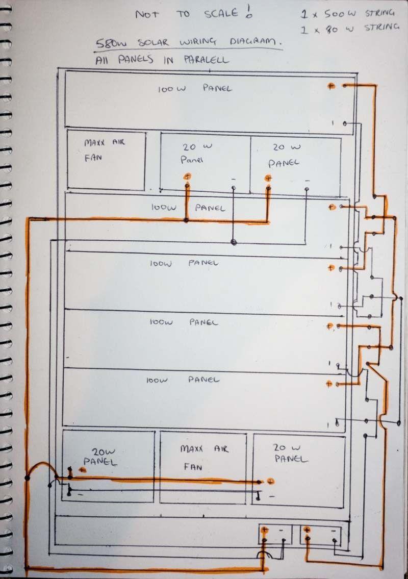 medium resolution of solar wiring diagram