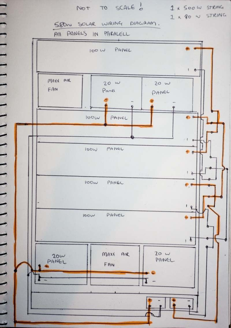 small resolution of solar wiring diagram