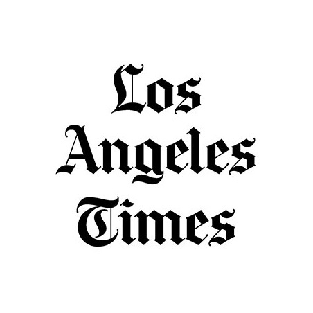 Pin By Jorge Gamino On Lettering Fonts In 2020 Newspaper Logo Lettering Fonts Los Angeles Logo