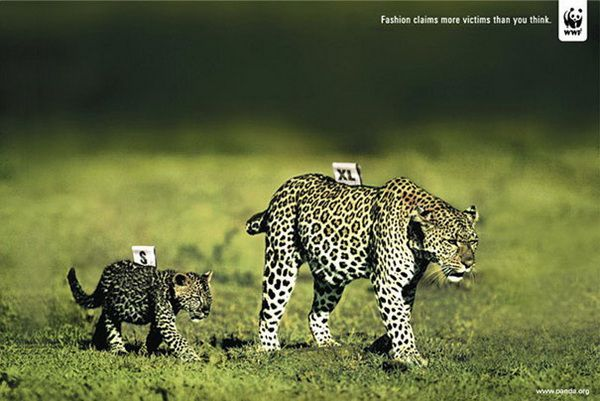Fashion Claims More Victims Than You Think. - WWF