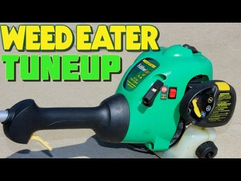 Weed Eater Repair >> Full Tuneup Weedeater Featherlite Weed Gas Trimmer Repair