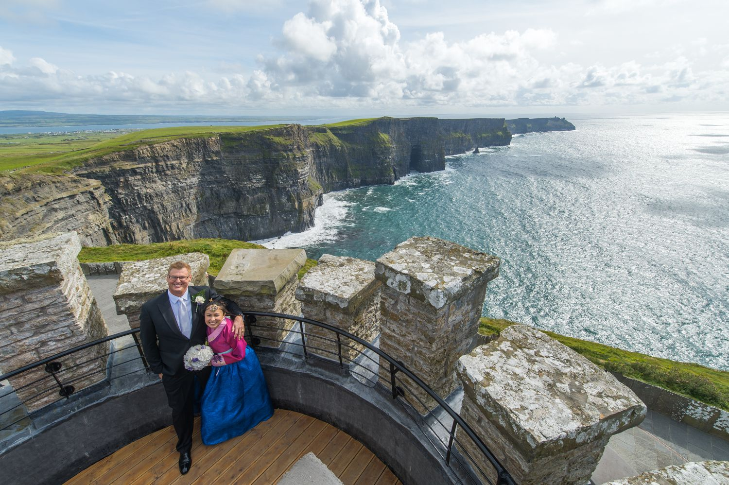 how to become a wedding planner in ireland